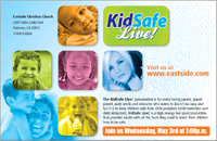 Scott Peebles presents KidSafe Live! A safety seminar for parents.